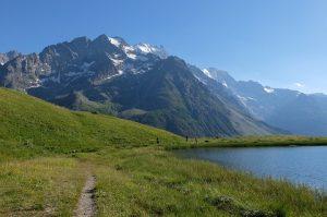 Serre-Chevalier Lake Mountain
